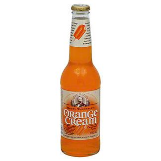 Henry Weinhard's Henry Weinhard's Orange Cream Soda, 12 oz