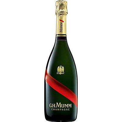 GH Mumm Brut Champagne, 750 ML