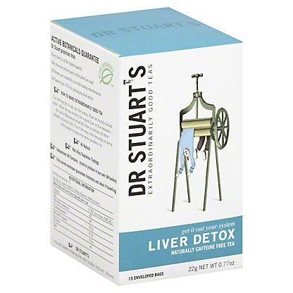 Dr. Stuart's Liver Detox Tea,15 CT