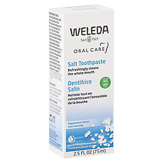 Weleda Salt Toothpaste, 3.3 OZ