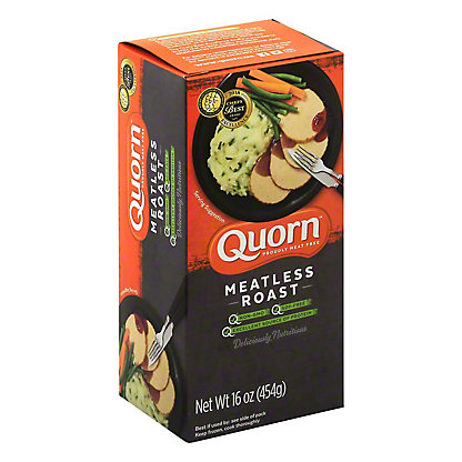 Quorn Meatless and Soy-Free Turk'y Roast, 16 oz