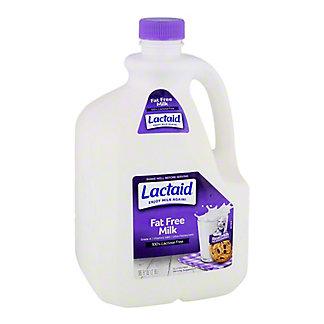 Lactaid Fat Free Milk, 96 oz