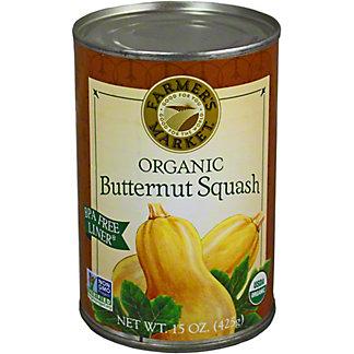 Farmer's Market Organic Butternut Squash,15.00 oz