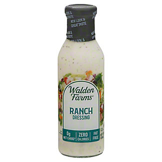 Walden Farms Ranch Dressing, 12 oz