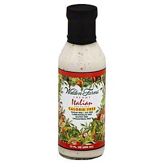Walden Farms Creamy Italian Dressing,12.00 oz