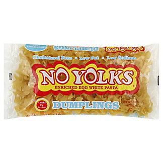 No Yolks Dumpling Noodles,8 OZ