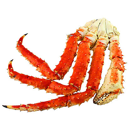 Alaskan King Crab Clusters, LB