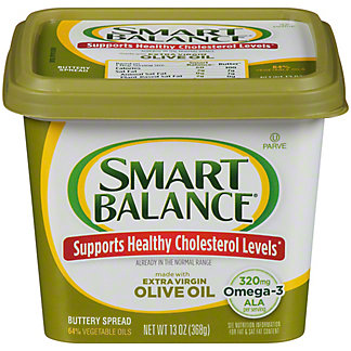 Smart Balance Smart Balance Buttery Spread with Extra Virgin Olive Oil,13 oz