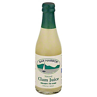 Bar Harbor Clam Juice,8 OZ