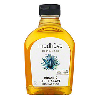 Madhava Light Agave Nectar,23.5 OZ