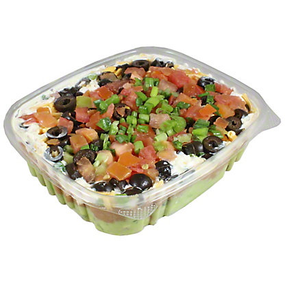 Central Market Seven Layer Dip, ea