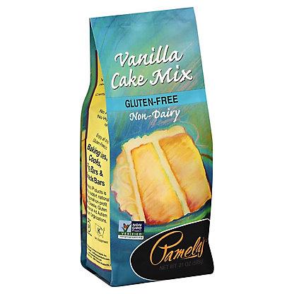 Pamela's Classic Vanilla Cake Mix,21 OZ
