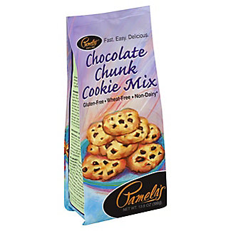 Pamela's Chocolate Chunk Cookies Incredible Cookie Mix, 13.6 OZ