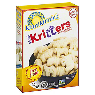 Kinnikinnick Foods K-Kritters Animal Cookies,8 oz