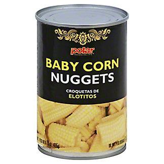 Polar Nuggets Baby Corn, 15 oz