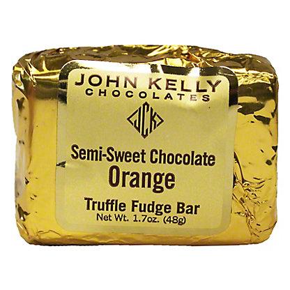 JOHN KELLY CHOCOLATES John Kelly Truffle Fudge Orange without Nuts,1.7OZ