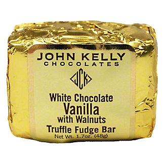 JOHN KELLY CHOCOLATES John Kelly Truffle Fudge Vanilla with Walnuts,1.7OZ