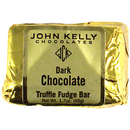 JHN KELLY FUDGE DARK W/O NUTS