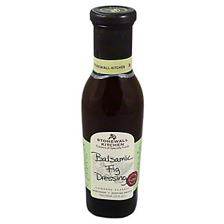 Stonewall Kitchen Balsamic Fig Dressing,11.00 oz