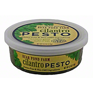Bear Pond Farm Cilantro Pesto,6.3 OZ
