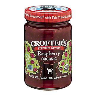 Crofters Raspberry Organic Spread,16.5OZ