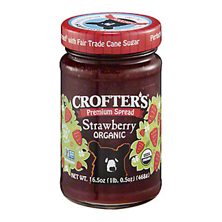 Crofter's Organic Strawberry Conserve,16.5OZ