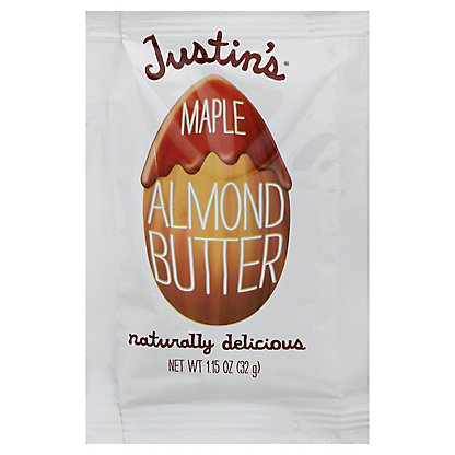 Justin's Maple Almond Butter, 1.15 oz