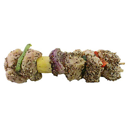 Garlic Pesto Marinated Chicken Kabob,LBS