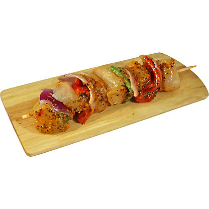 Fresh Marinated Southwest Chicken Kabob