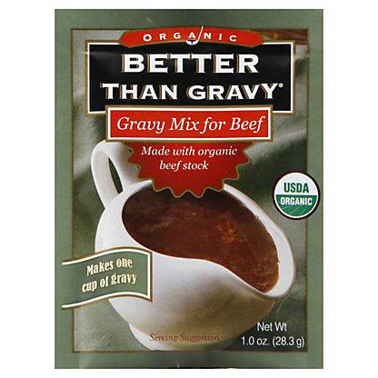 Better Than Gravy Organic Gravy Mix for Beef,1.25 OZ