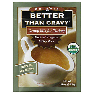 Better Than Gravy Turkey Gravy Mix,1 oz