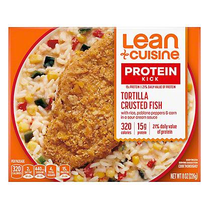 Lean Cuisine Tortilla Crusted Fish,8.00 oz