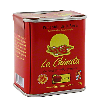 La Chinata Paprika Sweet Smoke,4.4 OZ
