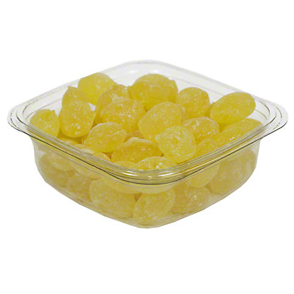 H-E-B Sanded Lemon Drop Candies,lb