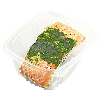 Central Market Herb Roasted Salmon, LB