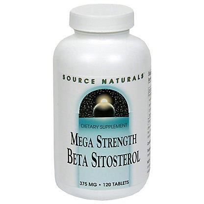Source Naturals Source Naturals Mega Strength Beta Sitosterol, 120.00 ea
