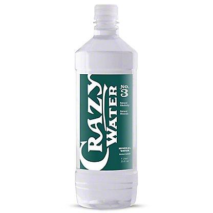 Crazy Water Crazy Water Alkaline Natural Mineral Water No. 3,33.8 OZ