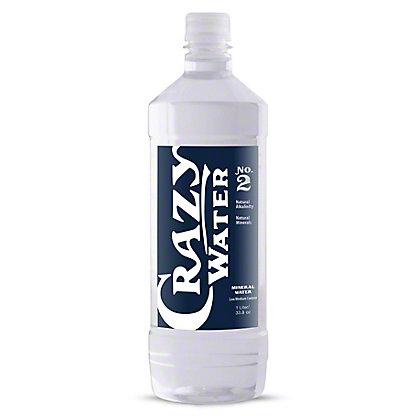 Crazy Water Crazy Water Alkaline Natural Mineral Water No. 2,33.8 OZ