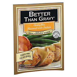 Better Than Gravy Gravy Mix for Chicken,1 oz