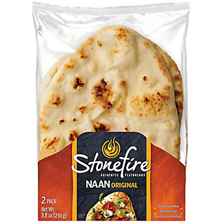 Stonefire Original Naan, 8.8 oz