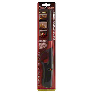Easton Enterprises Click n Flame Utility Lighter,EACH