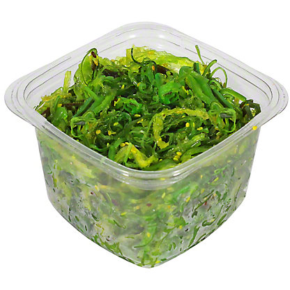Wasabi Seaweed Salad,LB