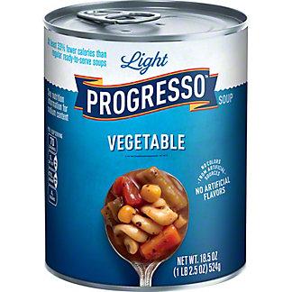 Progresso Light Vegetable Soup,18.5 OZ
