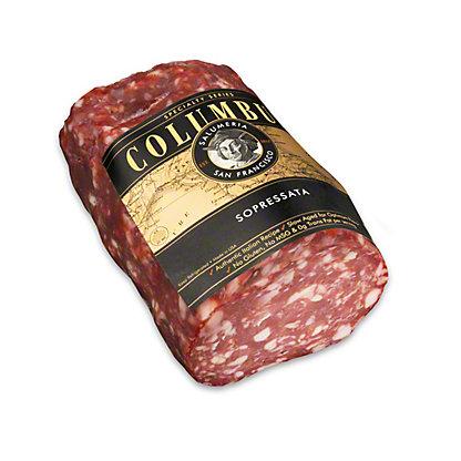 Columbus Specialty Sopressata Salami, lb