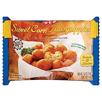 H-E-B Sweet Corn Hushpuppies,16.00 oz