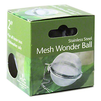 "Harold Imports Tea Infuser Mesh Ball 2.0"",EACH"