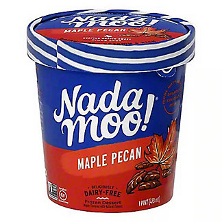 NadaMoo MMM Maple Pecan,1 pt