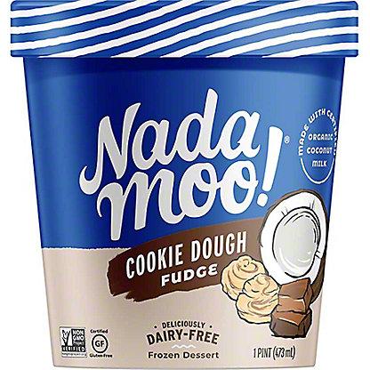 NadaMoo Creamy Coconut Organic Non Dairy Frozen Dessert,1 pt
