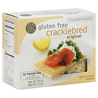 Natural Nectar Original Gluten Free Cracklebred, 3.50 oz
