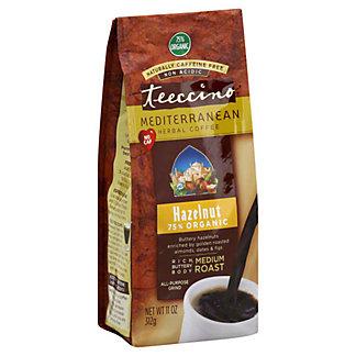 Teeccino Herbal Coffee Hazelnut, 11 OZ